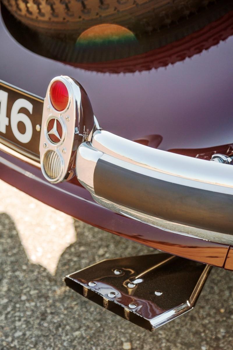 1937 Mercedes-Benz 540K Sport Cabriolet A by Sindelfingen 9