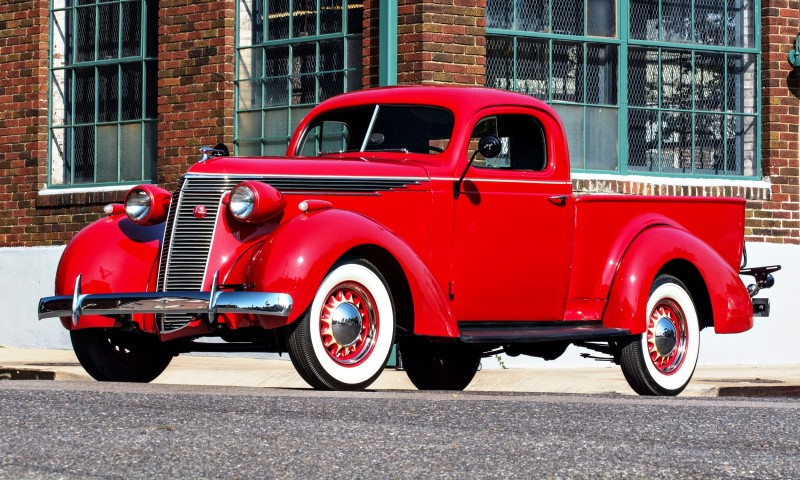 1937 Studebaker J5 Express Coupe Pickup 1