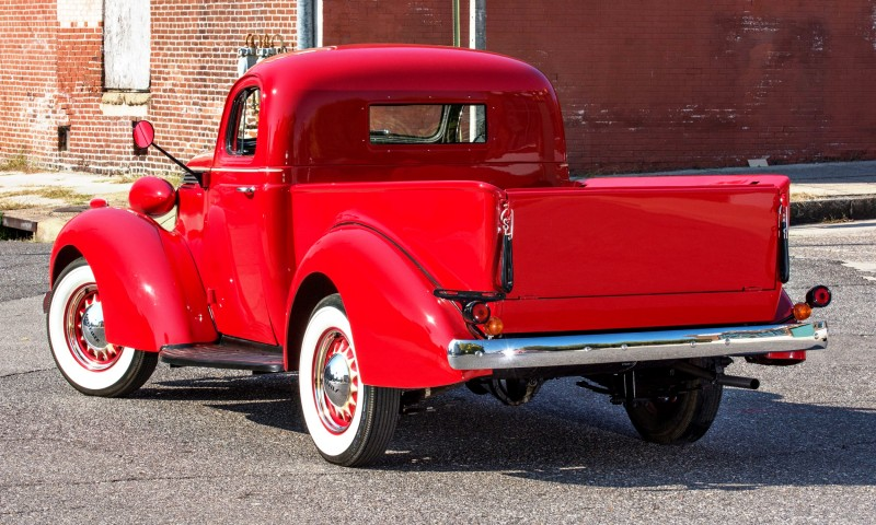1937 Studebaker J5 Express Coupe Pickup  4