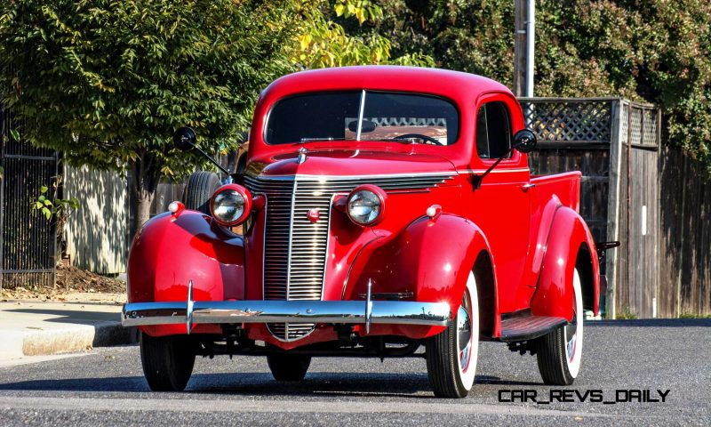 1937 Studebaker J5 Express Coupe Pickup 5