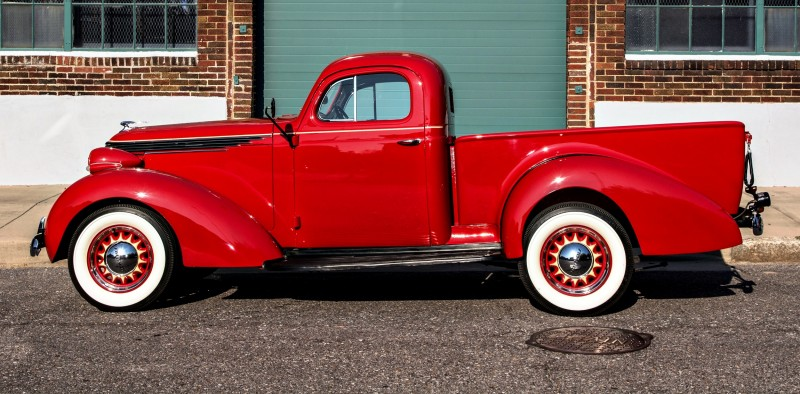 1937 Studebaker J5 Express Coupe Pickup  6