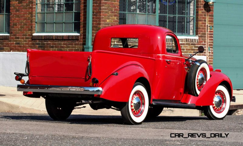 1937 Studebaker J5 Express Coupe Pickup  7