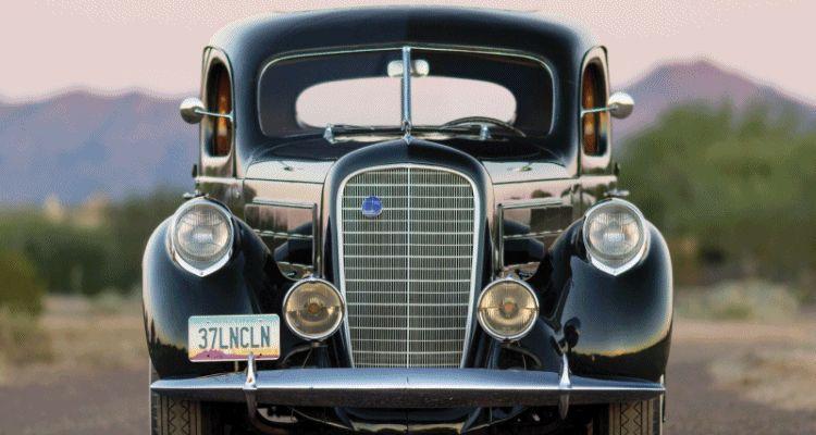 1937 lincoln v12