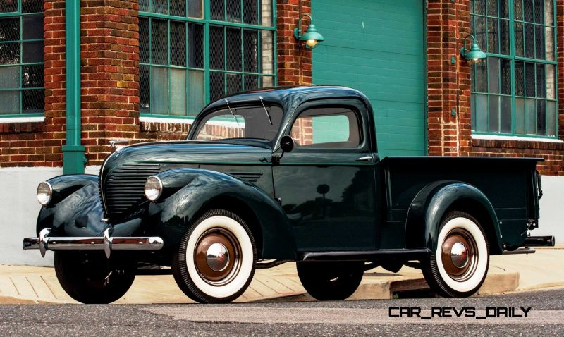 1939 Willys Series 38 Pickup 2