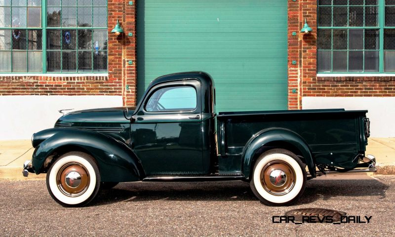 1939 Willys Series 38 Pickup 6