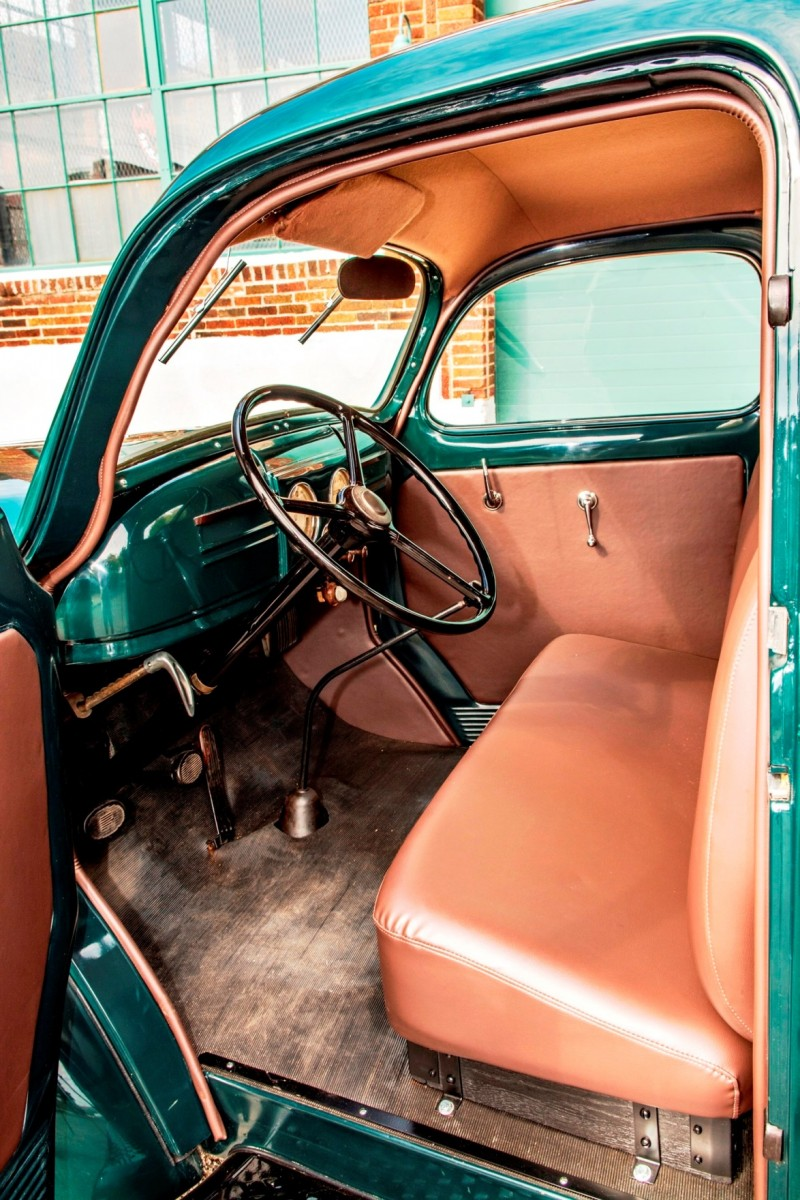 1939 Willys Series 38 Pickup 8