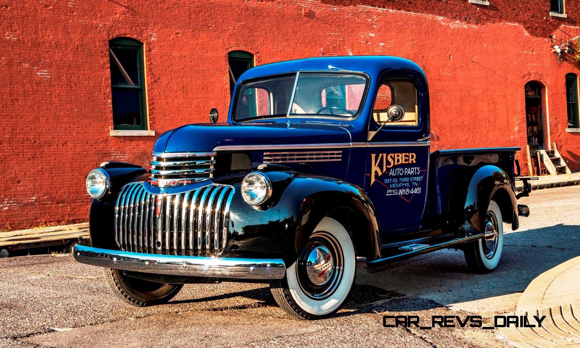 1941 Chevrolet Ak Pickup Gmc Truck 1