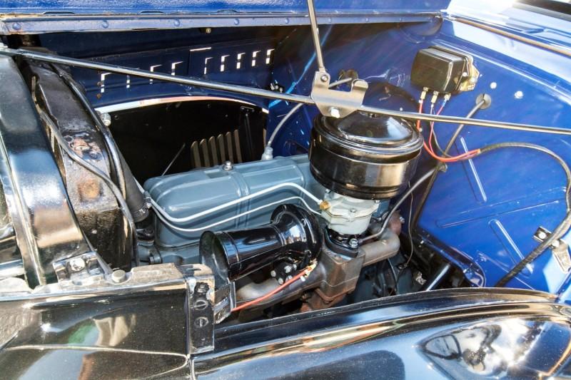 1941 Chevrolet AK Pickup 10