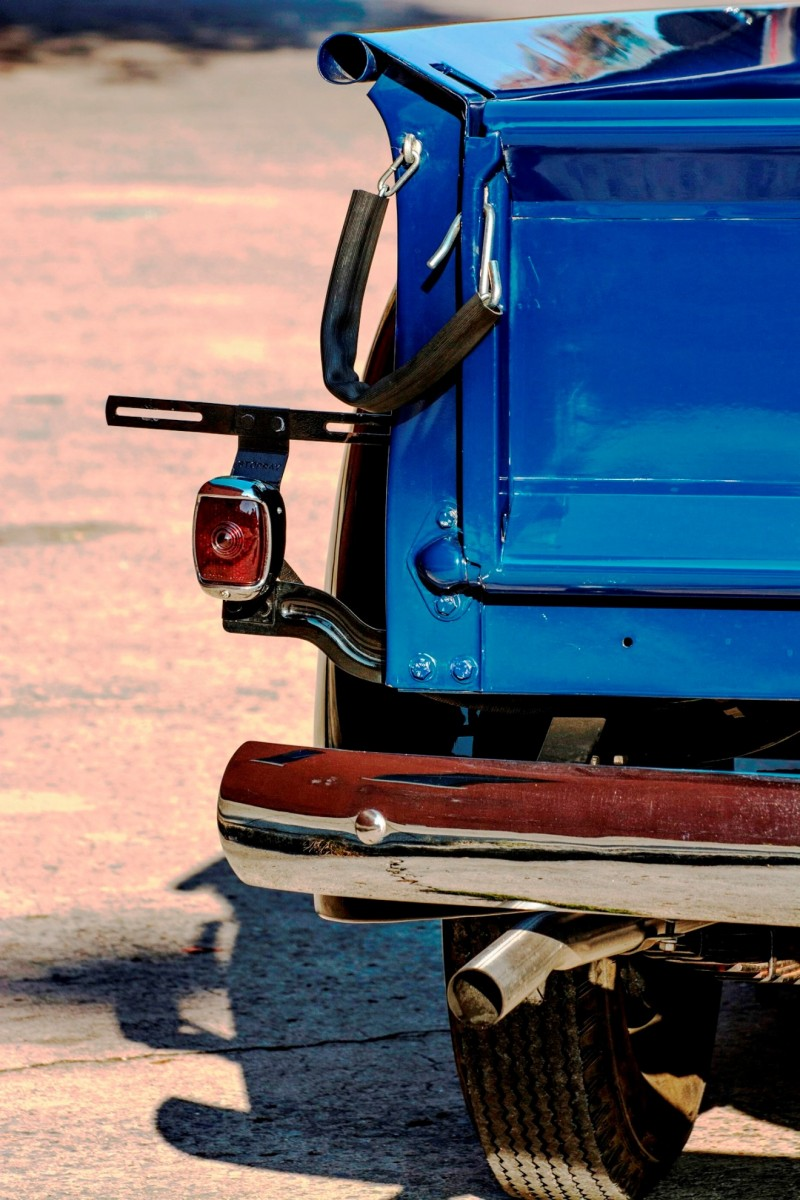 1941 Chevrolet AK Pickup 14