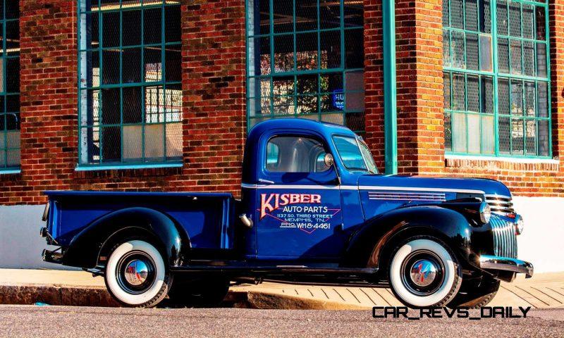 1941 Chevrolet AK Pickup 5
