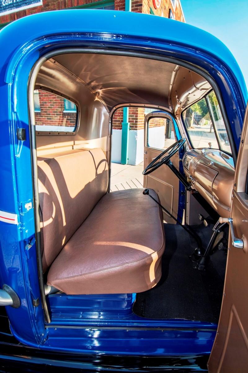 1941 Chevrolet AK Pickup 8