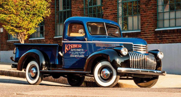 1941 Chevrolet AK Pickup