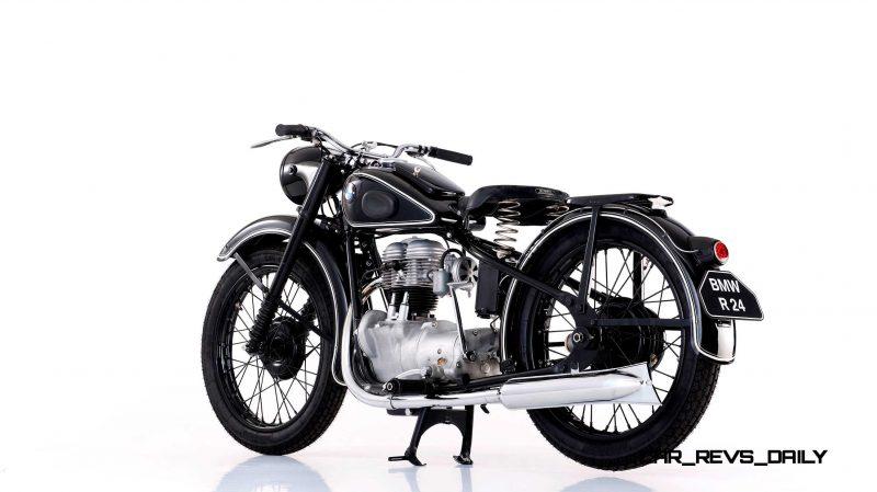 BMW Motorcycles Evolution