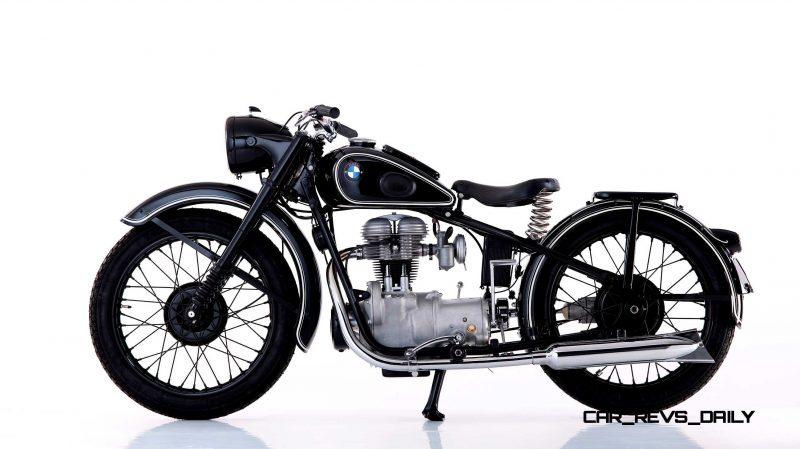 1948 BMW R24 6