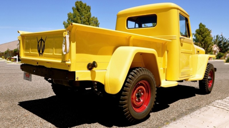 1948 Willys Jeep Pickup 2