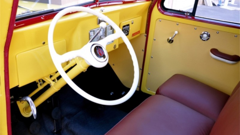 1948 Willys Jeep Pickup 4