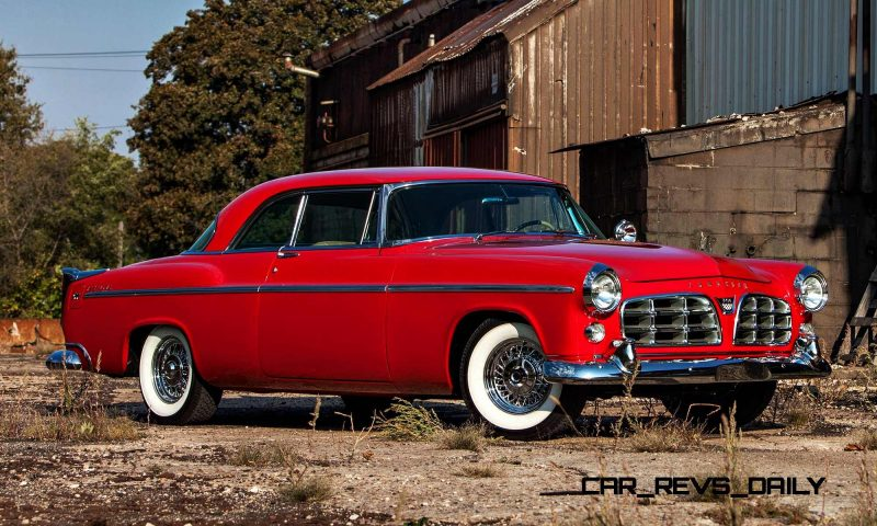 1955 Chrysler 300C 4