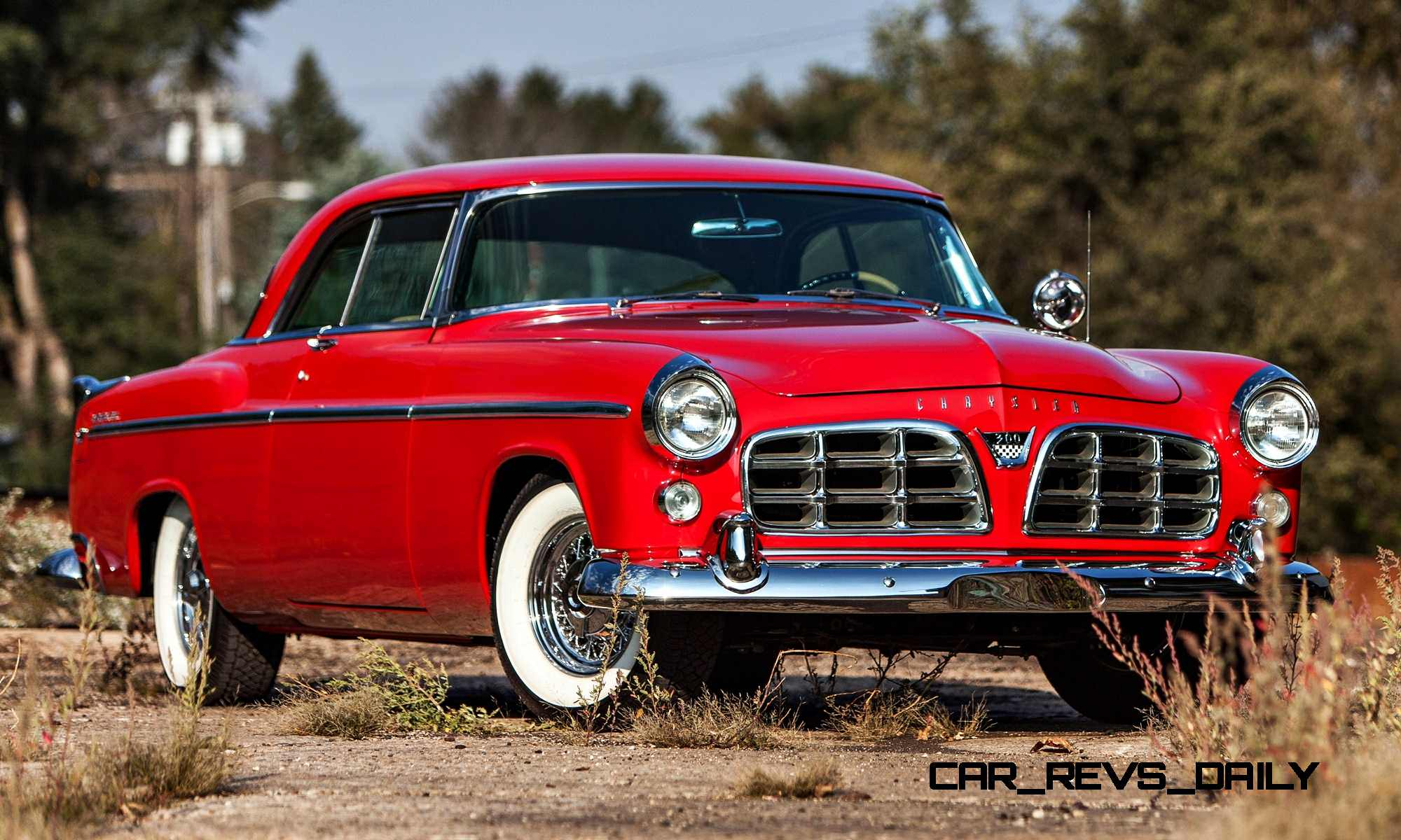 1955 chrysler 300c for Chrysler 300c