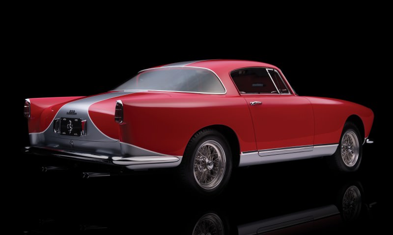 1955 Ferrari 250GTE Low-Roof Alloy Coupe 2
