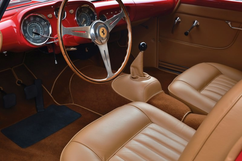 1955 Ferrari 250GTE Low-Roof Alloy Coupe 5