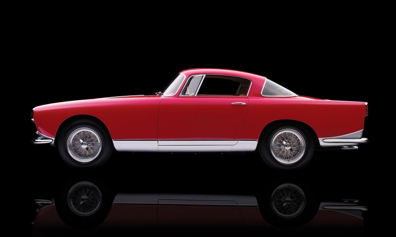 1955 Ferrari 250GTE Low-Roof Alloy Coupe 6