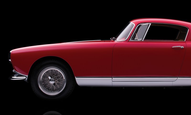 1955 Ferrari 250GTE Low-Roof Alloy Coupe 7