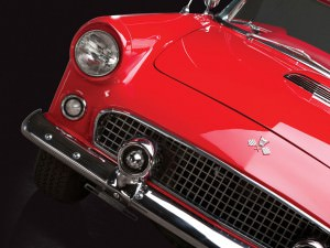 1955 Ford Thunderbird 10