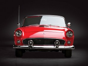 1955 Ford Thunderbird 18