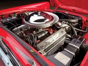 1955 Ford Thunderbird 22
