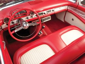 1955 Ford Thunderbird 4