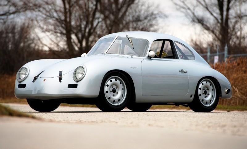 1955 Porsche 356 OUTLAW Pre-A Emory Special Coupe 1
