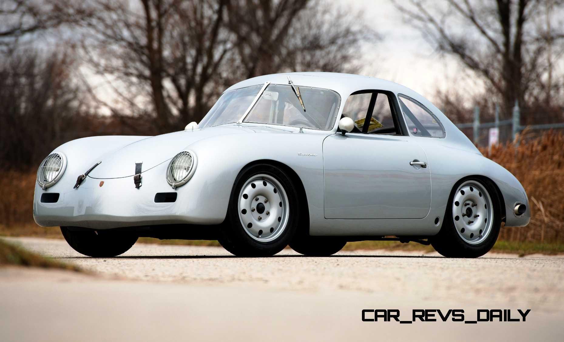 1955 Porsche 356 Outlaw