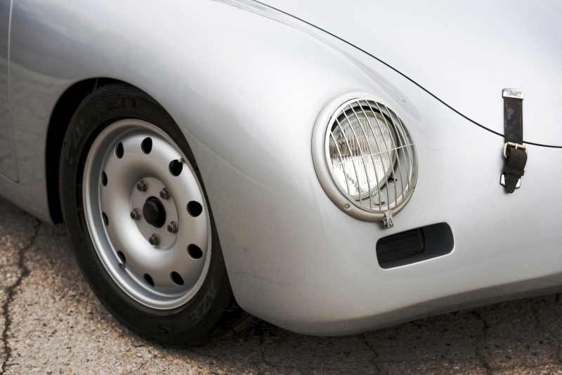 1955 Porsche 356 OUTLAW Pre-A Emory Special Coupe 12
