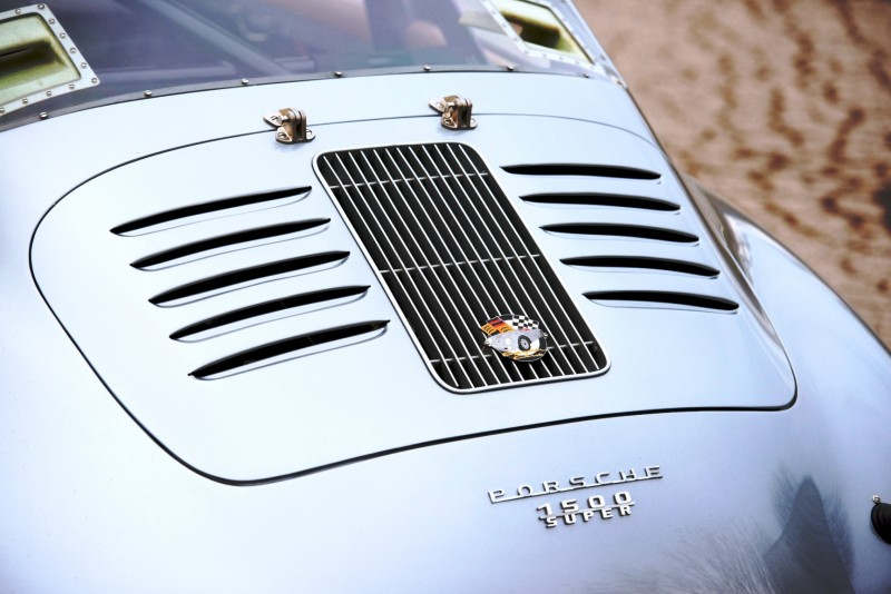 1955 Porsche 356 OUTLAW Pre-A Emory Special Coupe 19