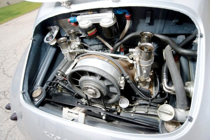 1955 Porsche 356 OUTLAW Pre-A Emory Special Coupe 3