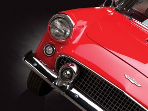 1956 Ford Thunderbird 11