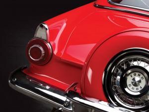 1956 Ford Thunderbird 12