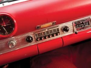 1956 Ford Thunderbird 17