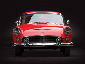 1956 Ford Thunderbird 18
