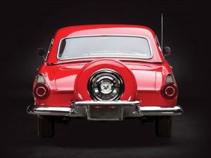 1956 Ford Thunderbird 19