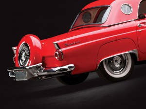1956 Ford Thunderbird 20