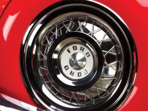 1956 Ford Thunderbird 21