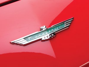 1956 Ford Thunderbird 6