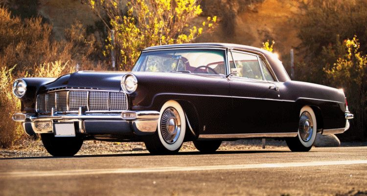 1956 Lincoln Continental Mark II 32