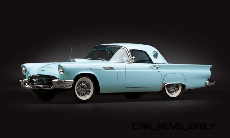 1957 Ford Thunderbird 'E-Code' 1