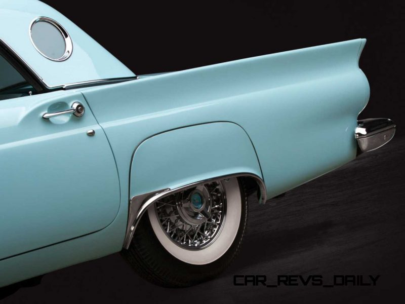 1957 Ford Thunderbird 'E-Code' 10