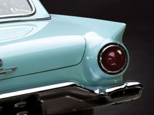 1957 Ford Thunderbird 'E-Code' 11