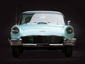 1957 Ford Thunderbird 'E-Code' 18