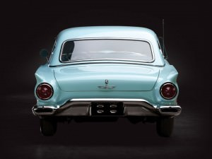 1957 Ford Thunderbird 'E-Code' 19