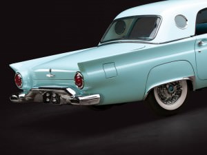 1957 Ford Thunderbird 'E-Code' 21